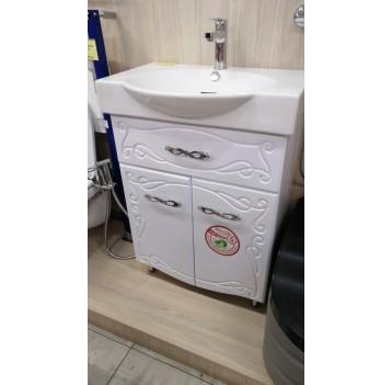 Тумба для ванной комнаты  Фламенко 656