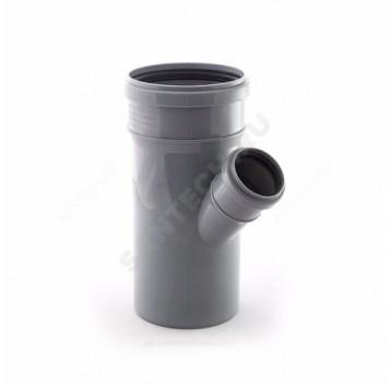 Тройник 110 ВК РТП серый в ассортименте
