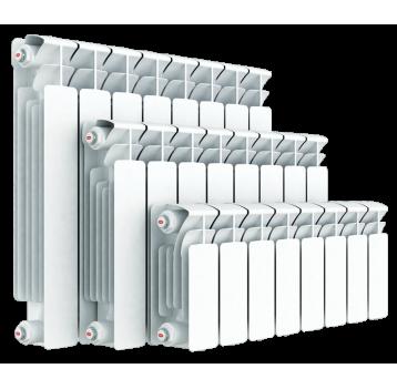 Радиатор биметаллический RIFAR в ассортименте( арт.2831,2832,2833,5055,6011,6057,6724,6786,6862,6863,7291,9224,9225,9226,9227)