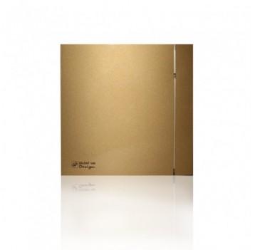 Silent-100 CZ Gold 4C (S&P)